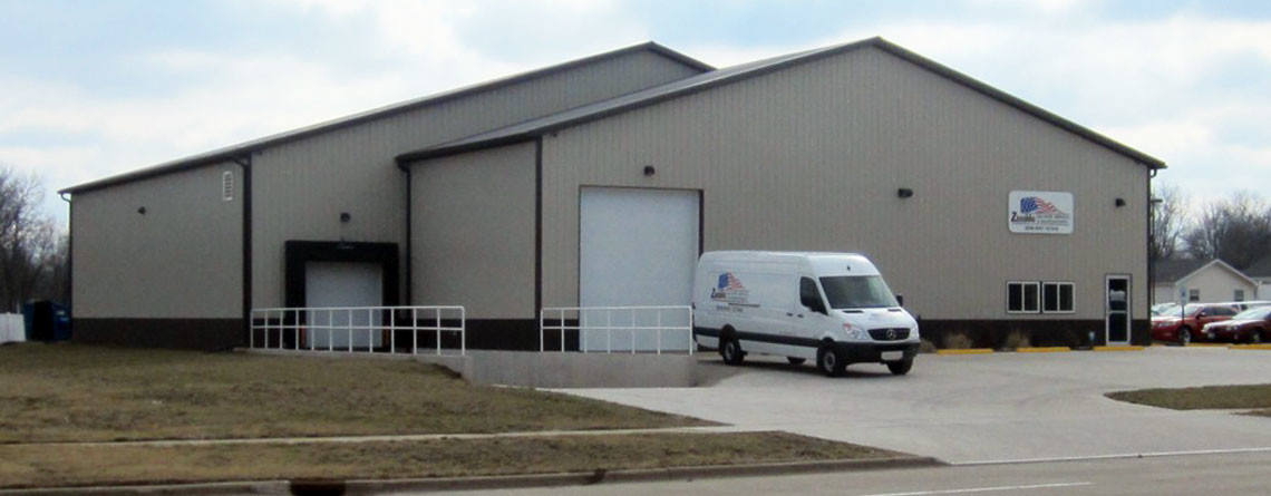 Zeschke Delivery Services – Bloomington, Illinois