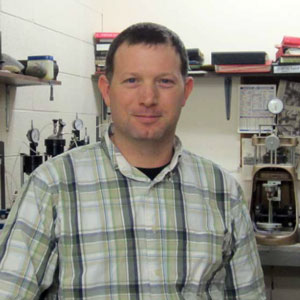Patrick A. Hahn is a Professional Engineer in the Decatur, IL office of Land Engineers.