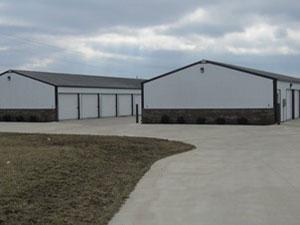 LE Engineering Fox Farms Storage Units facility