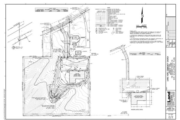 le-engineering-living-hope-community-church-entrance-site-development-plan