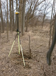 LE Land Surveying Services GPS